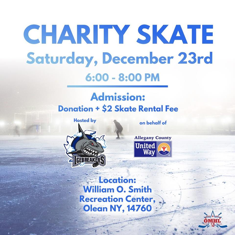 IceBreakers and United Way Charity Skate