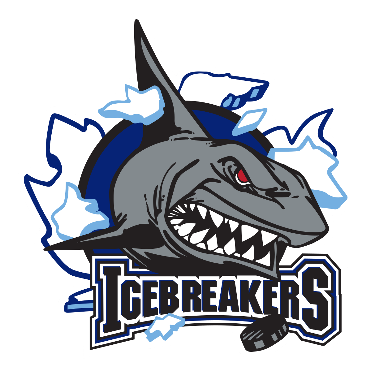 IceBreakers Hockey Tier 2 Logo
